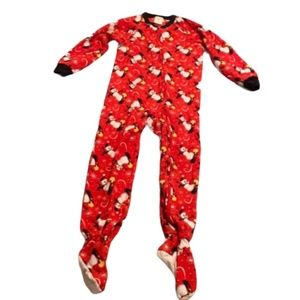 Boys one piece pajama